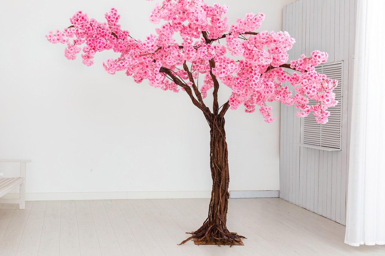 Дерево сакура своими руками фото 83